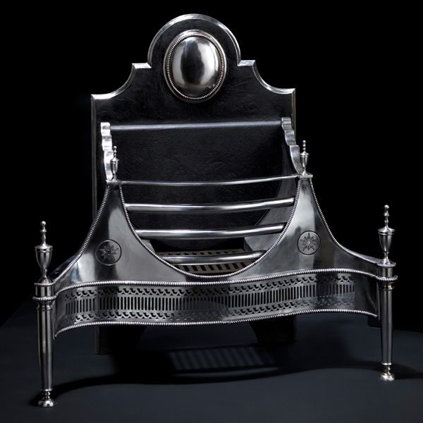 Croome Fire Basket - Steel image number 1