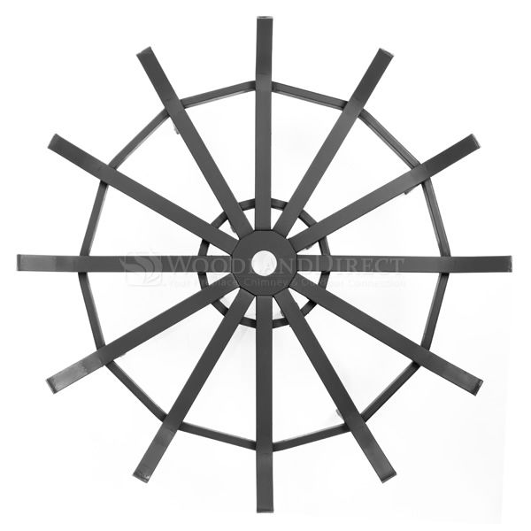 """Custom Firescreen Fire Pit Spider Grate - 29"""" image number 1"""
