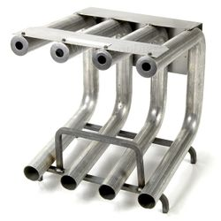 Fireplace Heater for Zero Clearance Fireplace - 4 Tubes