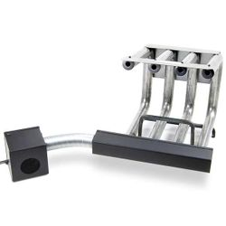Fireplace Heater for Zero Clearance Fireplace-4 Tubes/Blower