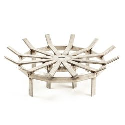 Custom Firescreen Stainless Steel Fire Pit Spider Grate - 23""