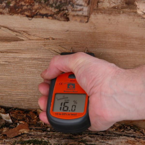 A.W. Perkins Hearth Country Firewood Moisture Meter image number 0