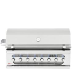 """American Made Grills Built-In Muscle Hybrid Gas Grill -54"""""""