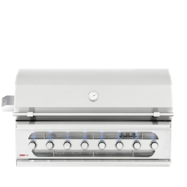 """American Made Grills Built-In Muscle Hybrid Gas Grill -54"""" image number 0"""