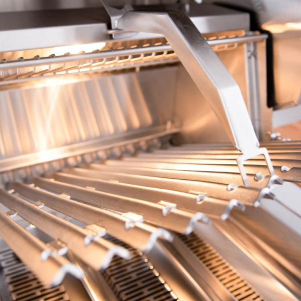 """American Made Grills Built-In Encore Hybrid Grill - 54"""" image number 2"""
