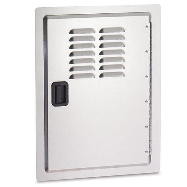 "AOG 20"" x 14"" Louvered Storage Door image number 0"