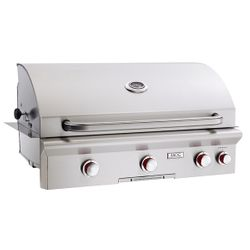 AOG T-Series Built-In Gas Grill - 36""