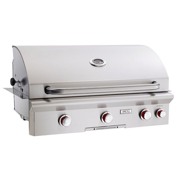 "AOG T-Series Built-In Gas Grill - 36"" image number 0"