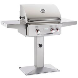 AOG T-Series Patio Post Mount Gas Grill - 24""