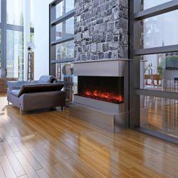 """Amantii 40"""" Tru View Electric Fireplace"""