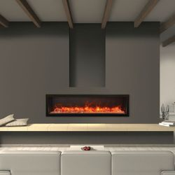 "Amantii 60"" Deep Panorama Electric Fireplace"