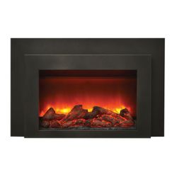 """Amantii Insert with Dual Steel Surround - 30"""""""