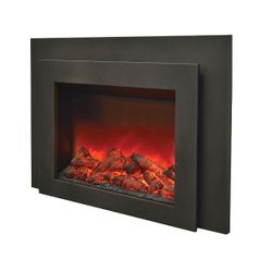 """Amantii Insert with Dual Steel Surround - 34"""""""