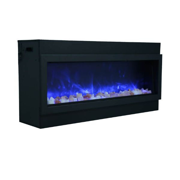 Amantii Slim Built-In Indoor/Outdoor Electric Fireplace image number 1