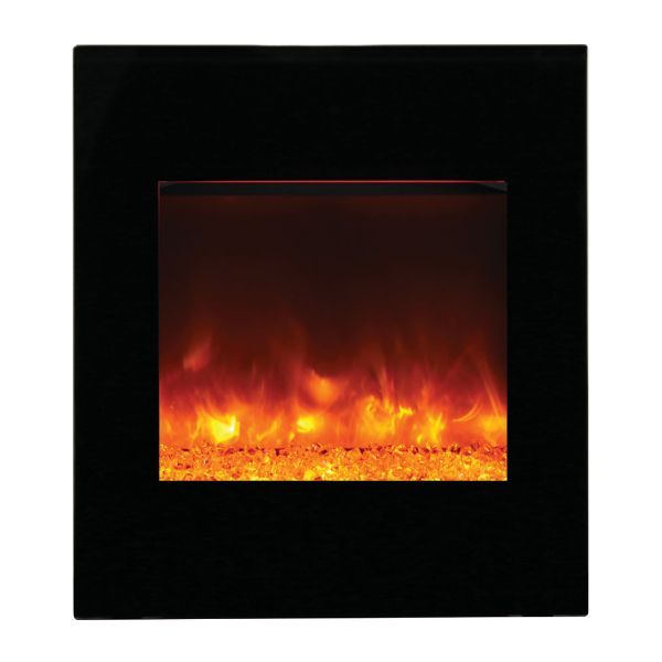 Amantii Square Built-In Electric Fireplace image number 0