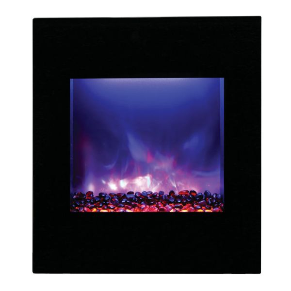 Amantii Square Built-In Electric Fireplace image number 1