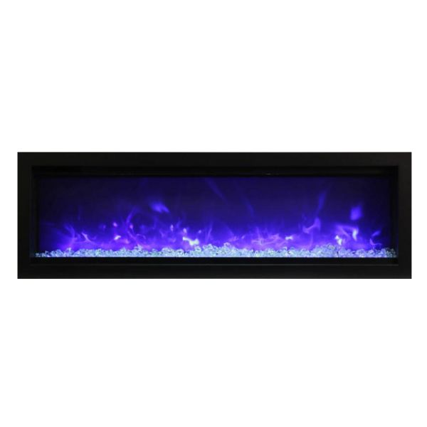 Amantii Symmetry B Series Electric Fireplace image number 0