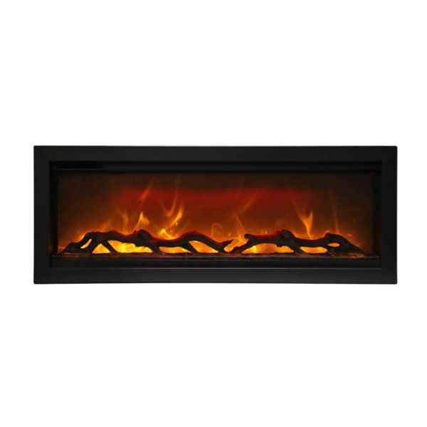 Amantii Symmetry Built-In Electric Fireplace image number 0