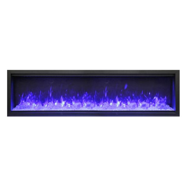 Amantii Symmetry Extra Tall Built-In Electric Fireplace image number 0