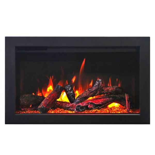 Amantii Traditional Electric Fireplace image number 0