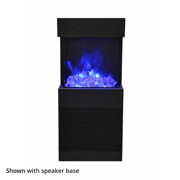 Amantii Tru-View Cube Electric Fireplace image number 2