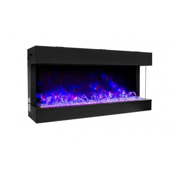 Amantii Tru-View Slim Indoor/Outdoor Electric Fireplace image number 0