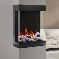 Amantii Tru-View Vertical Electric Fireplace