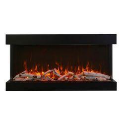 Amantii Tru-View XL Indoor/Outdoor Electric Fireplace