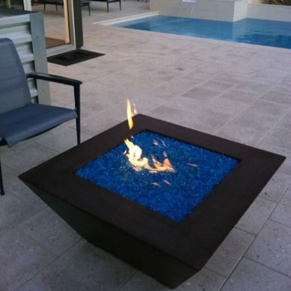 Amiata Concrete Fire Pit image number 1