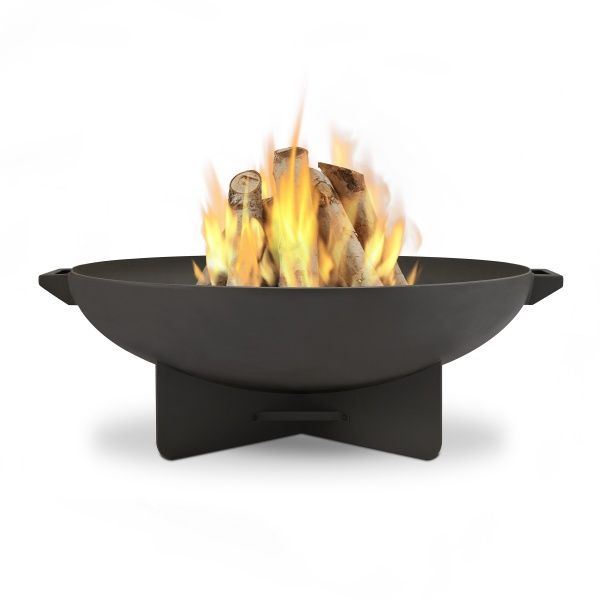 Anson Wood Burning Fire Bowl - Gray image number 3