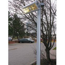 "Aluminum Post for Alpha Patio Heater - 7' 11"""