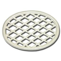 Almond Lattice Wood Stove Trivet