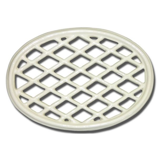 Almond Lattice Wood Stove Trivet image number 0