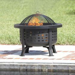 Alpina Wood Burning Fire Pit