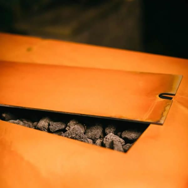 Alpine Linear Gas Fire Pit image number 4