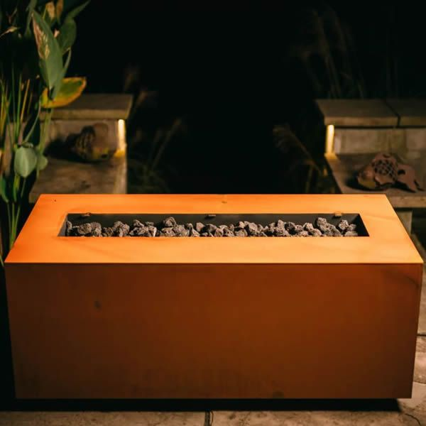 Alpine Linear Gas Fire Pit image number 5