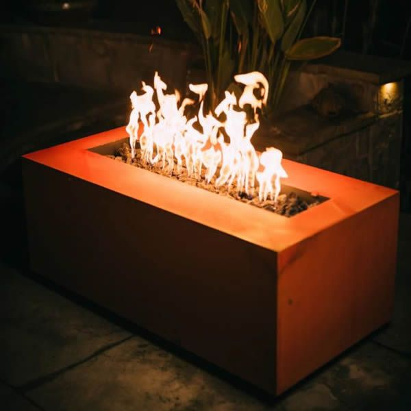 Alpine Linear Gas Fire Pit image number 0