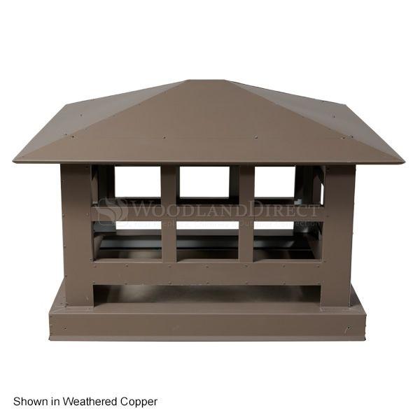 Artisan Wright Custom Chimney Shroud (20) image number 1
