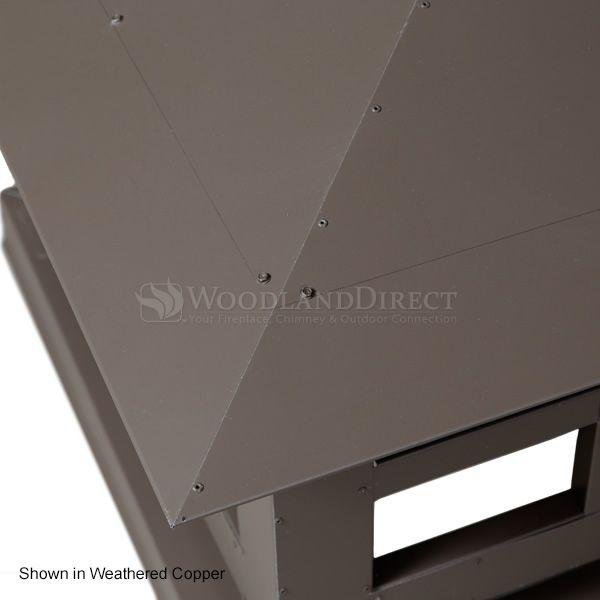 Artisan Wright Custom Chimney Shroud (20) image number 2