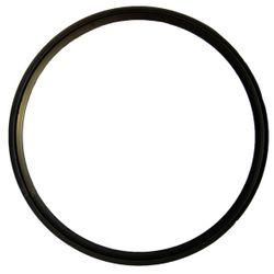 "Arctic Flame Aluminum Trim Fire Pit Ring Burner - 24"""
