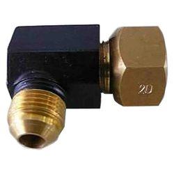 Brass Natural Gas Air Shutter