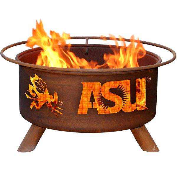 Arizona State Fire Pit image number 0