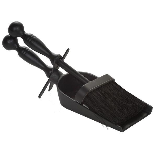 Ash Brush with Shovel image number 0