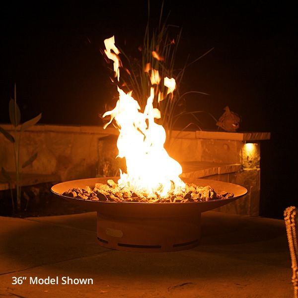 Asia Gas Fire Pit image number 1