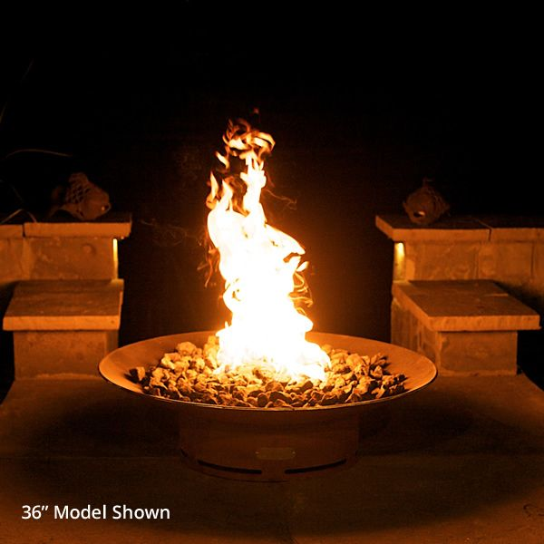 Asia Gas Fire Pit image number 2