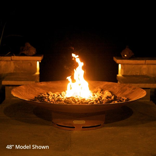 Asia Gas Fire Pit image number 3