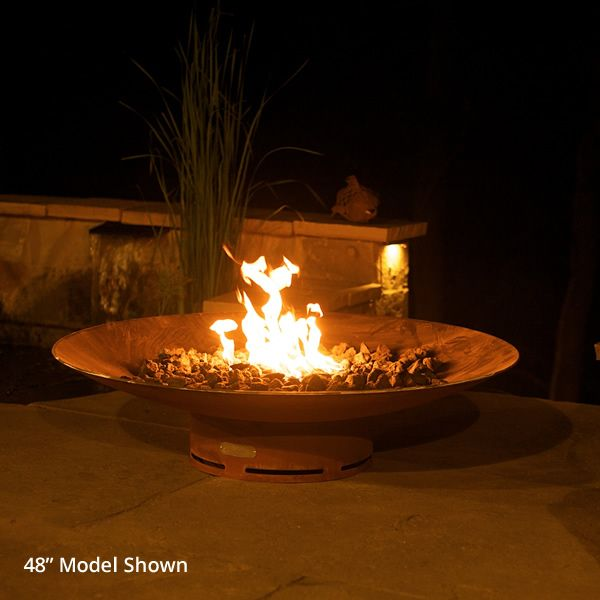 Asia Gas Fire Pit image number 4