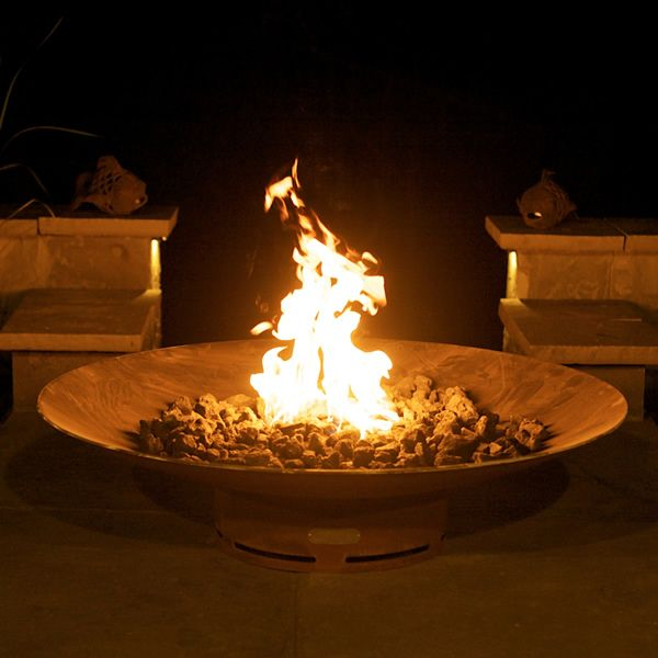 Asia Gas Fire Pit image number 0