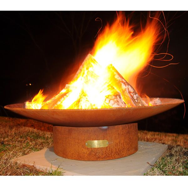 Asia Wood Burning Fire Pit image number 3