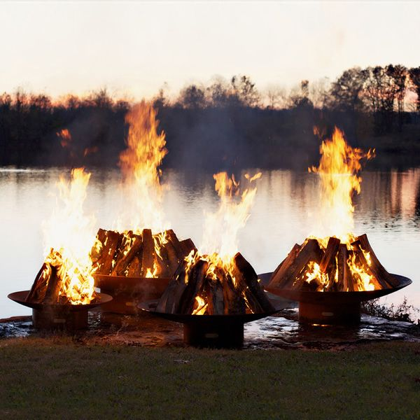 Asia Wood Burning Fire Pit image number 7